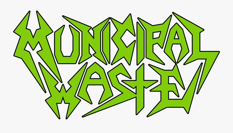 Municipal Waste Band Logo , Free Transparent Clipart.