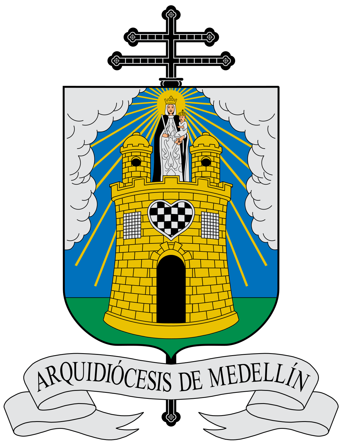 Roman Catholic Archdiocese of Medellín.