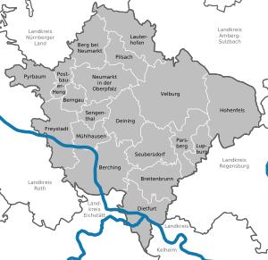 Neumarkt (district).
