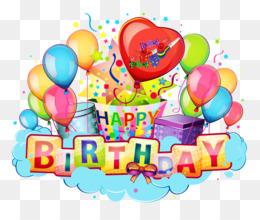 Happy Birthday To You Cake Happy Birthday Decor Transparent.