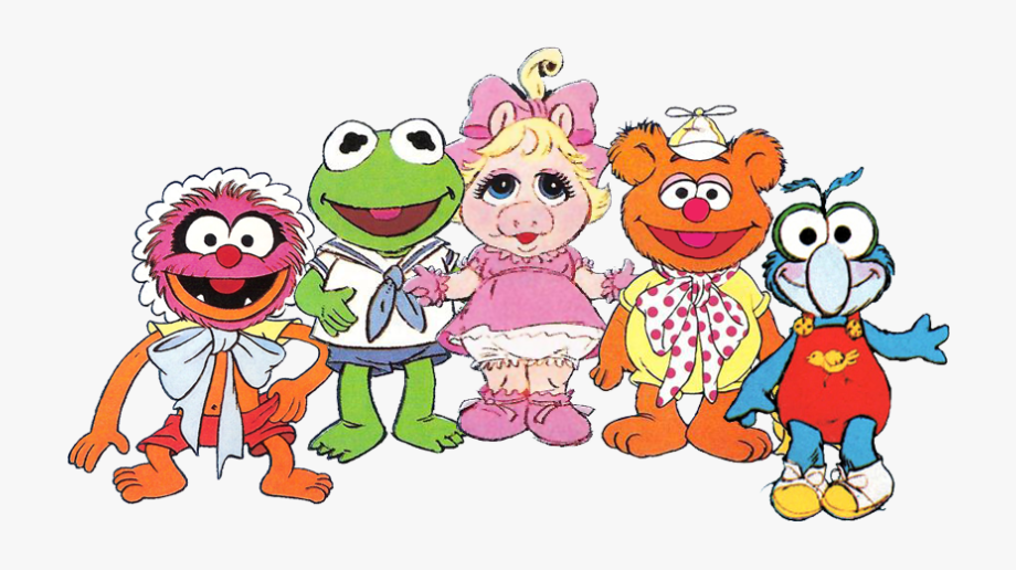 Muppet Babies Png, Cliparts & Cartoons.