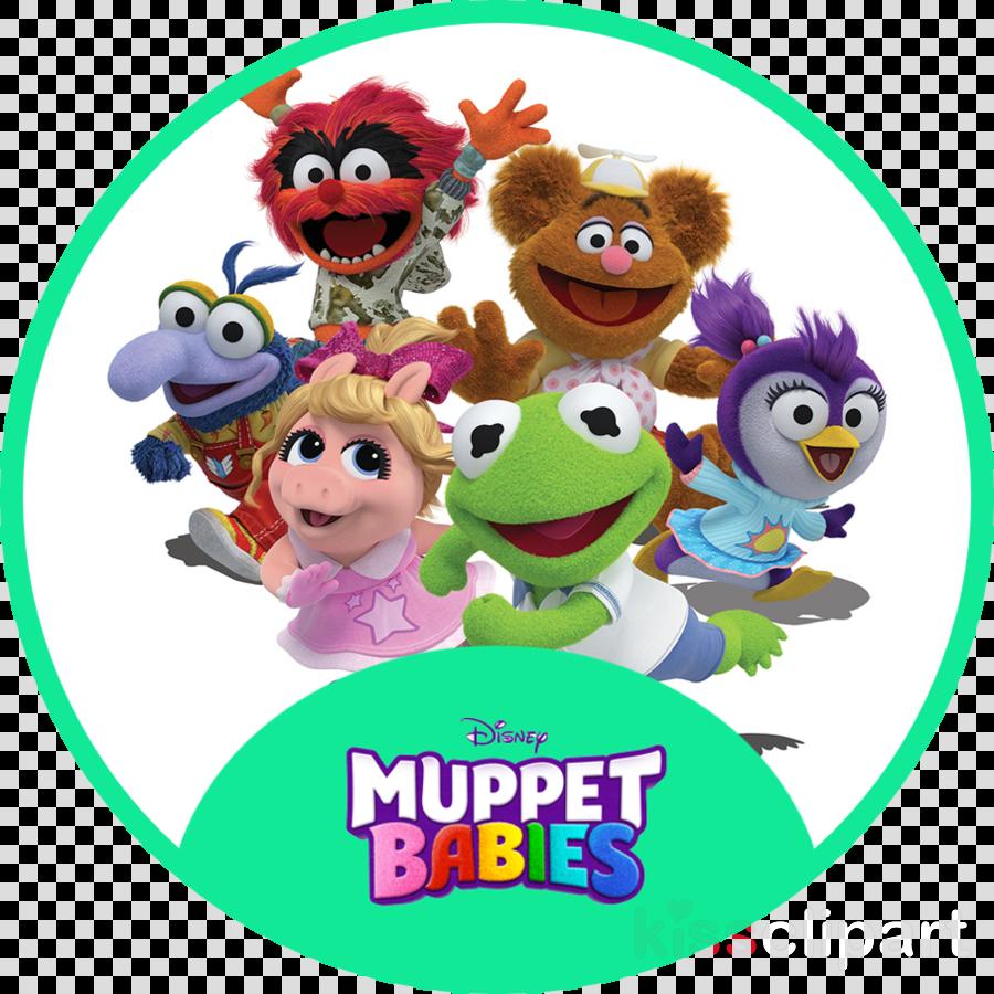 muppets babies clipart Muppet Babies Miss Piggy Fozzie Bear.