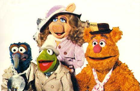Muppet Show Clip Art.