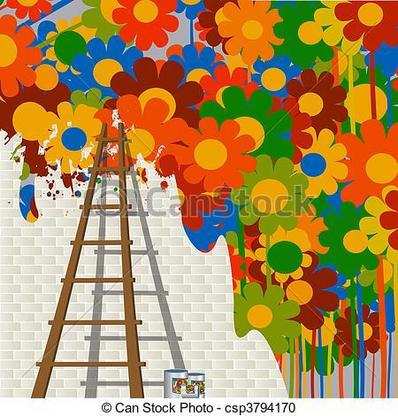 Mural Stock Illustration Images. 2,049 Mural illustrations.