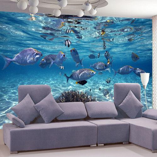Underwater clipart for bedroom.
