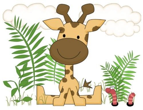 Decorazioni per camere per bambini, Giungle and Murales on Pinterest.