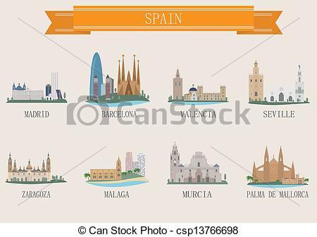 Murcia Vector Clipart EPS Images. 92 Murcia clip art vector.