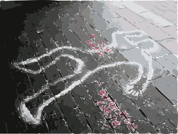 Murder Clipart.