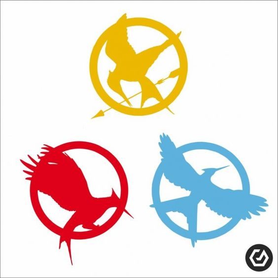 The Hunger Games Vector.