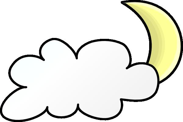 Cloudy clip art Free Vector / 4Vector.