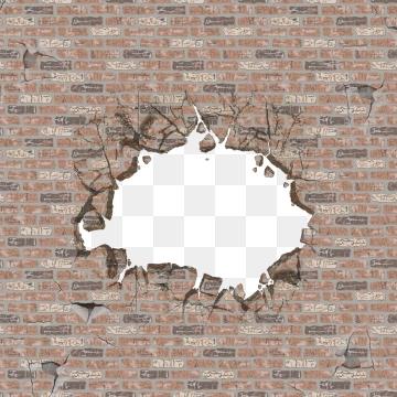 Il Muro Rotto Png, Vettori, PSD e Clipart per il download.
