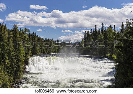 Stock Images of Canada, British Columbia, Wells Gray Provincial.