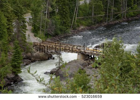 Wells Gray Provincial Park Stock Images, Royalty.