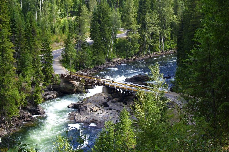 Free Photos: Mushbowl Bridge Murtle River in BC Canada.