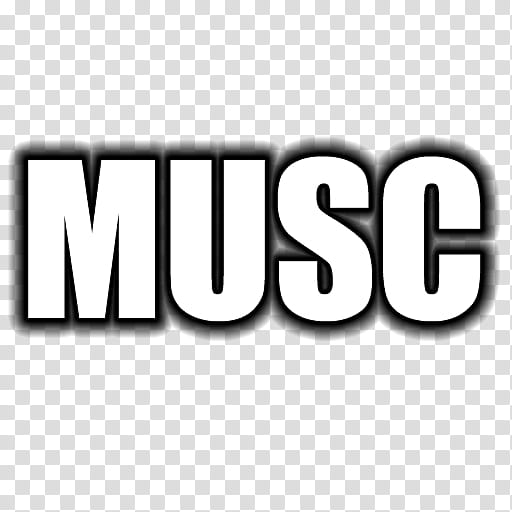 MUSC transparent background PNG cliparts free download.