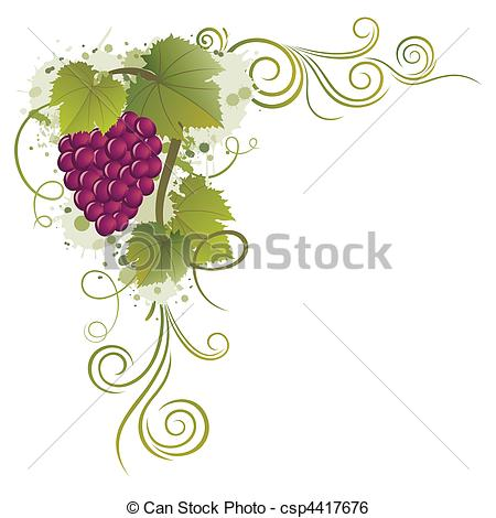 Muscadine clipart #6
