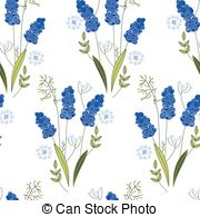 Muscari Vector Clip Art EPS Images. 90 Muscari clipart vector.