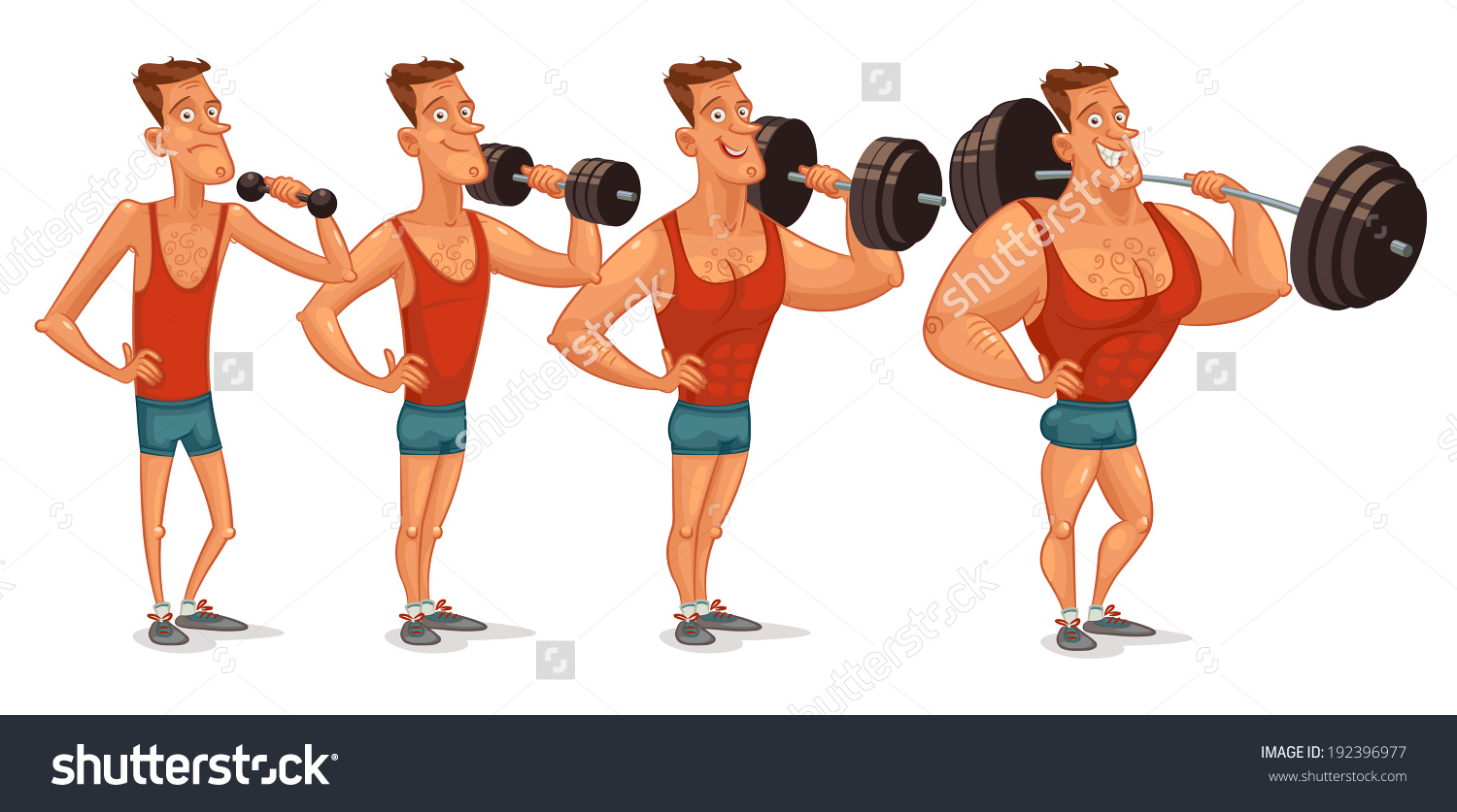 Showing post & media for Cartoon building muscle.