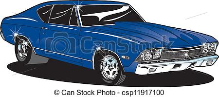 Muscle car Stock Illustrations. 2,033 Muscle car clip art images.