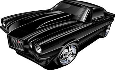 Showing post & media for Cartoon muscle car clip art.