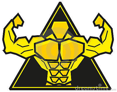 Muscle Strength Clipart.