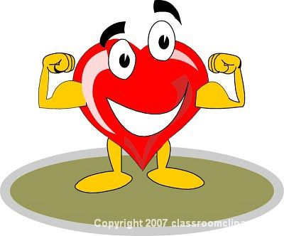 Heart Muscle Clipart