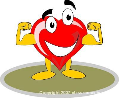 Clip art muscles.