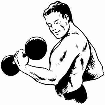 Showing post & media for Cartoon lifting biceps.