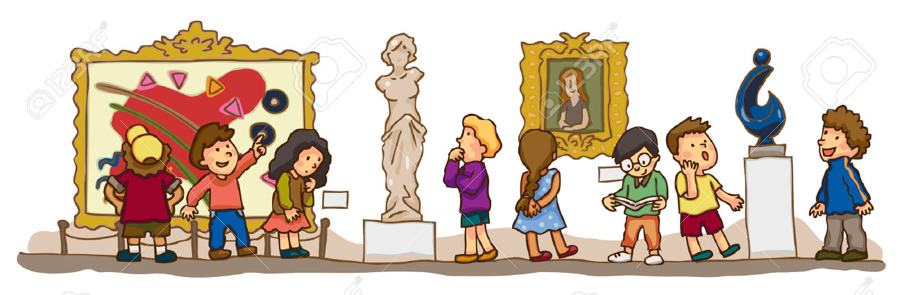 Clipart of museum.