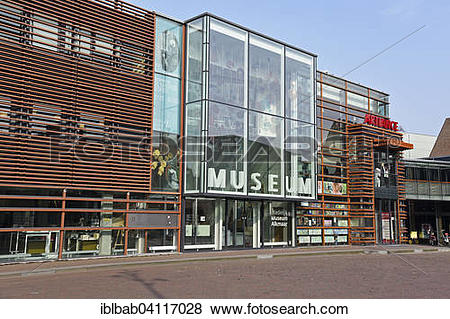 Pictures of Stedelijk Museum, City Museum, Alkmaar, North Holland.