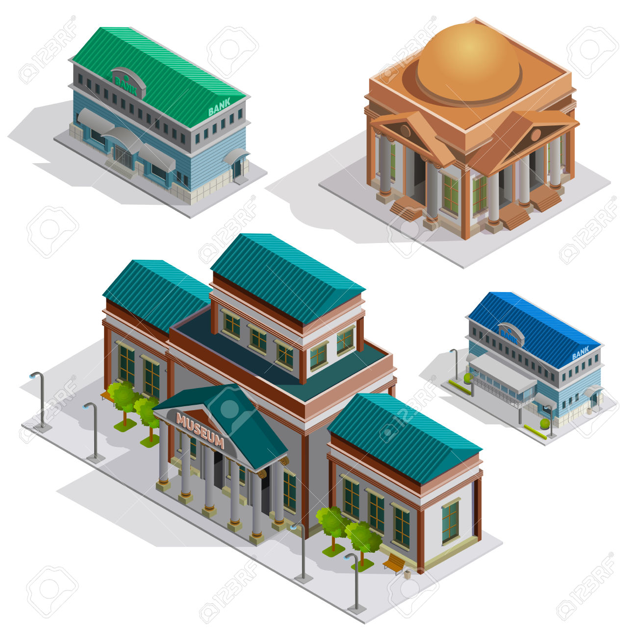 568 Public Museum Stock Vector Illustration And Royalty Free.