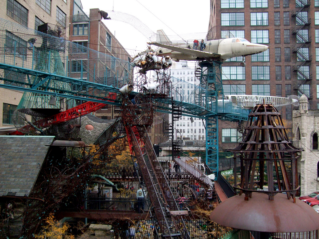 City Museum. (Why I'm Moving My Business From San Francisco to St.