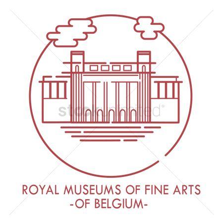 Free Fine Art Museum Stock Vectors.