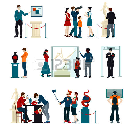 2,168 Museum Of Modern Art Stock Vector Illustration And Royalty.