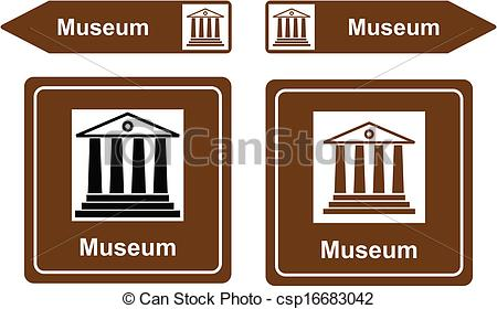 Museum sign Vector Clip Art EPS Images. 5,417 Museum sign clipart.