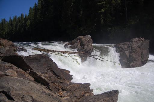 Wells Gray Provincial Park.