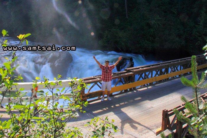 Mushbowl Falls.