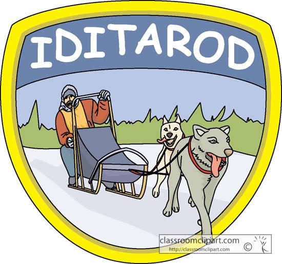 Similiar Iditarod Sled Dogs Clip Art Keywords.