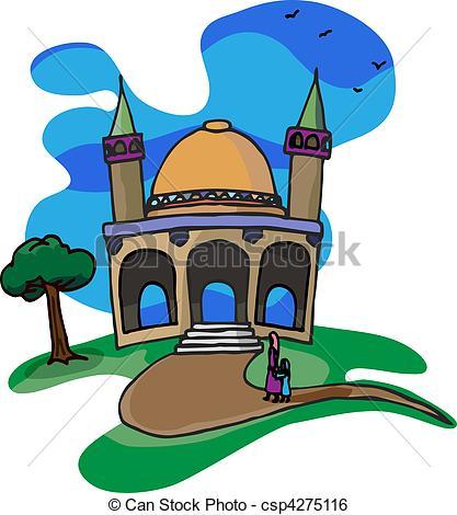 Masjid clipart