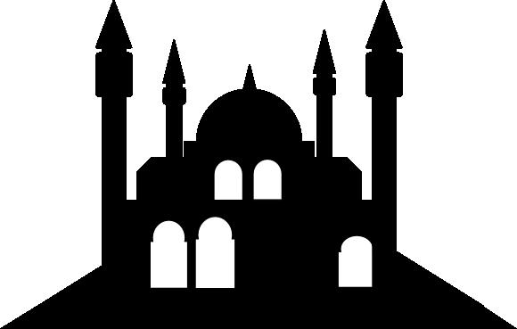 Mewarnai Masjid.