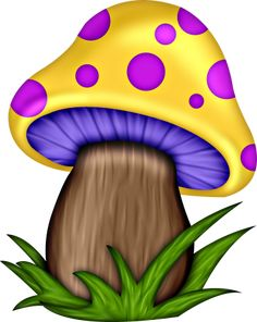 45 Best Mushroom clipart images in 2019.