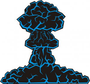 Mushroom Cloud Clip Art Download.