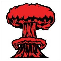 Watch more like Mushroom Cloud Clip Art.
