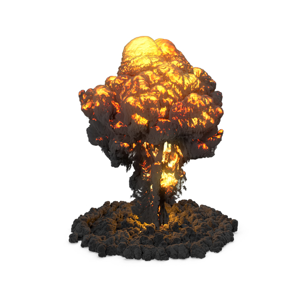 Mushroom Cloud Explosion PNG Images & PSDs for Download.