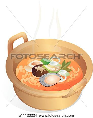 Clipart of mushrooms, icons, mushroom, seafood instant noodle.