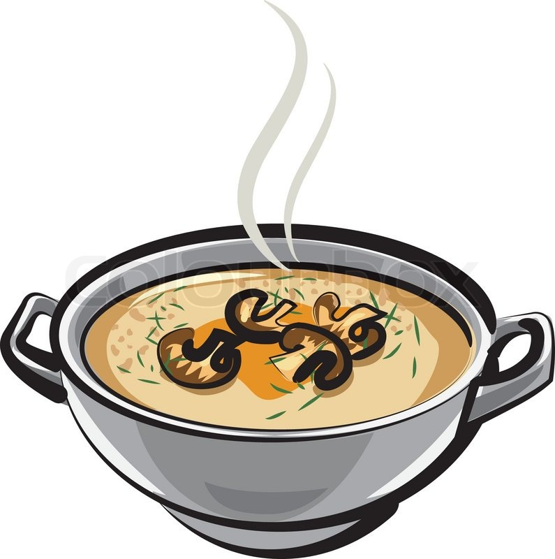 Showing post & media for Cartoon mushroom soup.