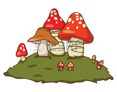 2,741 Wild Mushrooms Stock Illustrations, Cliparts And Royalty.