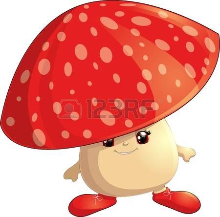 1,767 Magic Mushroom Stock Vector Illustration And Royalty Free.