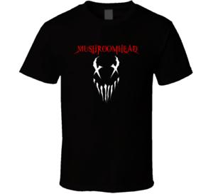 Details about mushroomhead mushroom head Logo shirt black white tshirt  men\'s free shipping.