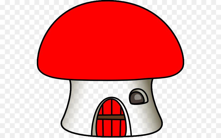 Mushroom Cartoon clipart.